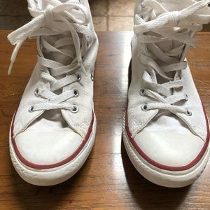 Converse Shoes - Converse CT HI Girls Sz 3